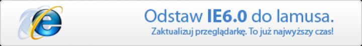 Web24 i akcja STOP IE6