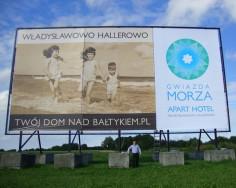 Jadąc do Władysławowa nasz jest największy!