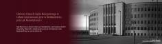 Strona internetowa Sądu rejonowego w Gdyni – realizacja Web24