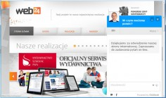 Chat on-line na stronie Web24.com.pl