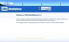 CMS BlueHighway – nowe standardy zarządzania treścią – wstęp