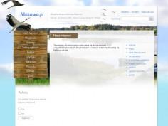 Zakończenie projektu strony internetowej sołectwa Mezowo.